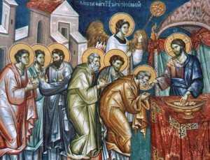 Euharistia, unirea cu Hristos