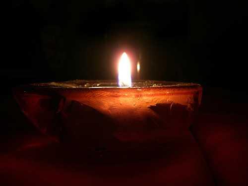 lumina rugaciunii