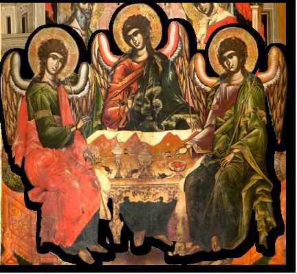 PREDICI, RUGACIUNI SI CANTARI LA <b>SFANTA TREIME &#8211; TAINA IUBIRII SUPREME</b>: <i>&#8220;Sa ne nevoim sa castigam pre Dumnezeu oaspete in sufletele noastre&#8221;</i> (si audio)