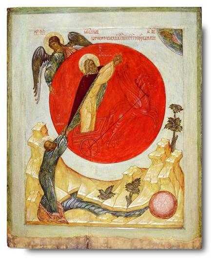 SFANTUL PROOROC ILIE. Parintele Ioan Buliga despre ereziile reincarnarii si ecumenismului