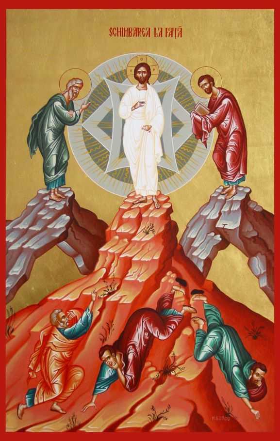 Sfantul Luca, Arhiepiscopul Crimeei: CUVANT LA SCHIMBAREA LA FATA A MANTUITORULUI