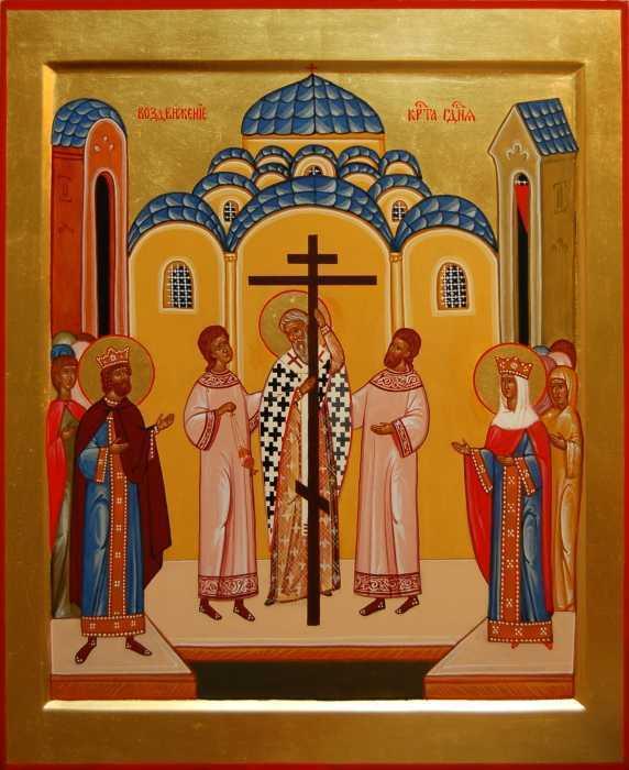 Predicile Sfantului Teofan Zavoratul la INALTAREA SFINTEI CRUCI