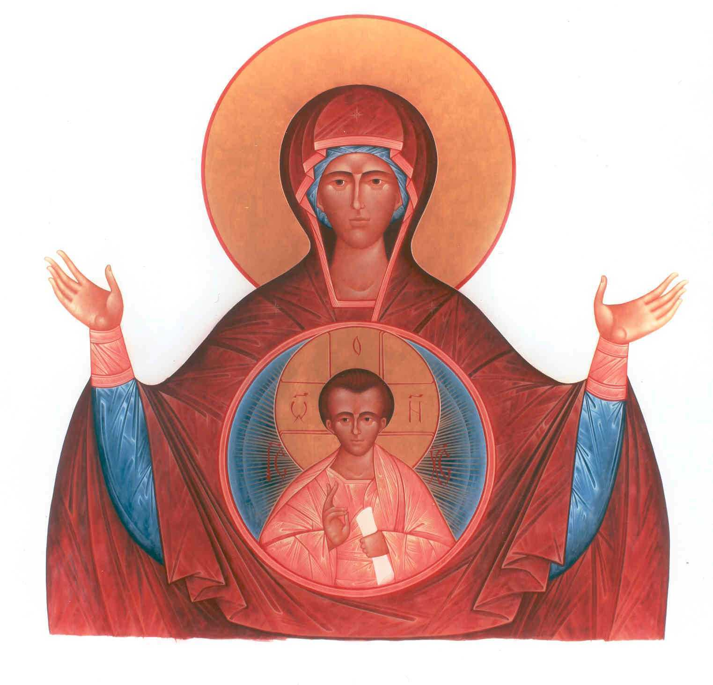 NASTEREA MAMEI LUI HRISTOS-DUMNEZEU SI A NOASTRA. Preasfanta Maica si Fecioara…