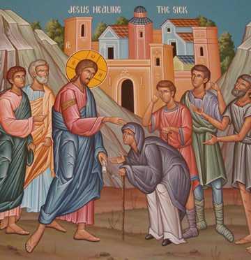 CU CE CREDINTA SI NADEJDE SA VENIM LA TAINA SFANTULUI MASLU? Predica Parintelui Simeon Kraiopoulos