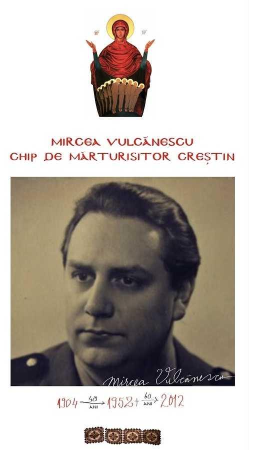 """<b>Mariuca Vulcanescu si parintele Gheorghe Holbea</b> despre MIRCEA VULCANESCU, MARTURISITORUL (<i>audio si video</i>). <i>""""Tragedia timpului nostru este ca avem prea multi oameni destepti, dar prea putini care traiesc in sfintenia adevarului""""</i>"""