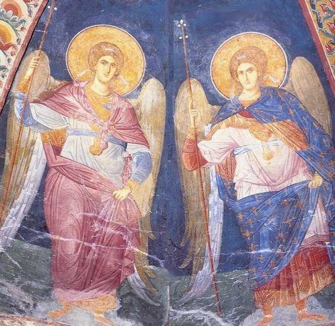 Soborul SFINTILOR ARHANGHELI MIHAIL, GAVRIIL si al tuturor puterilor ceresti. PREDICI (audio + text) de la Manastirea Putna: ICOANA ADEVARULUI UNIT CU DRAGOSTEA