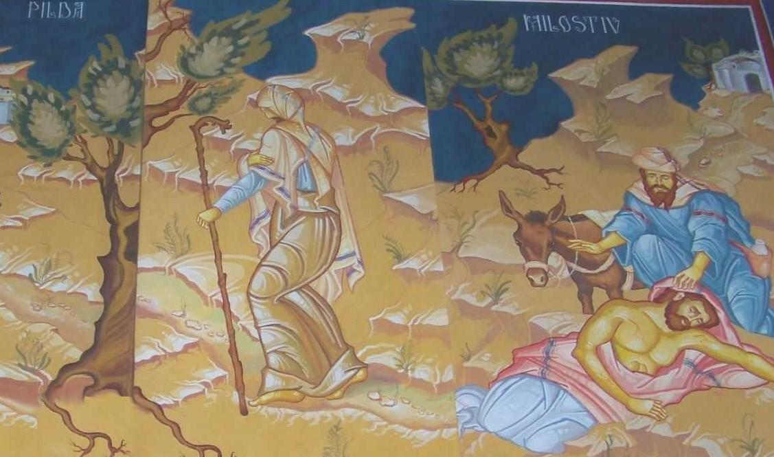 Parintele Valentin Mordasov si Parintele Ioan Buliga despre MILOSTENIE si FAPTELE BUNE prin care putem castiga viata vesnica