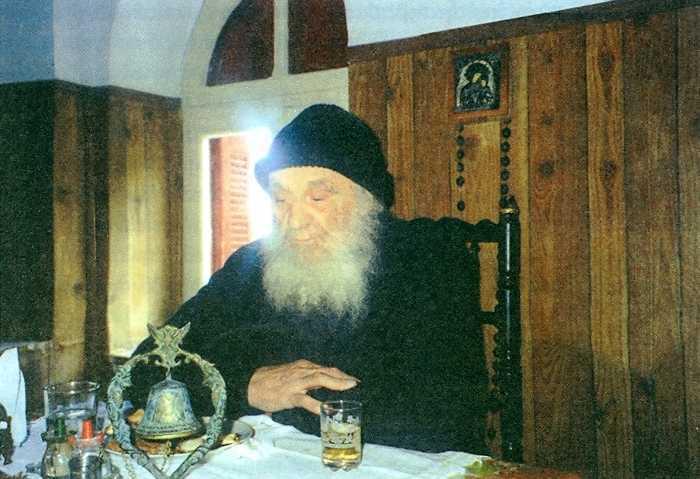 CUVIOSUL AMBROZIE de la Man. Dadiou – 100 de ani de la nastere, 6 ani de la fericita sa adormire. AMBROZIA CEREASCA A SMERENIEI INAINTE-VAZATOARE