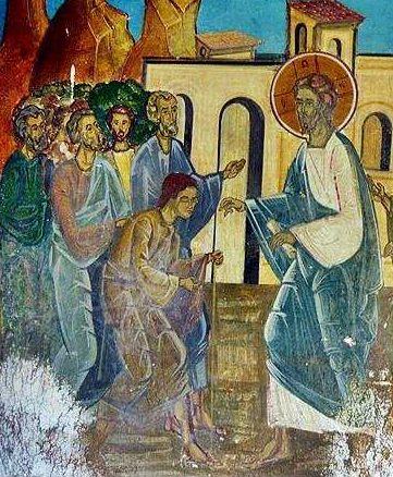VINDECAREA ORBULUI DIN IERIHON. Predicile Parintelui Cleopa si Mitropolitului Augustin de Florina: CREDINTA CARE LUCREAZA SI STRIGA LA CER IN CIUDA CELOR MULTI… <i>CARE IMPIEDICA BINELE</i> SI ITI PUN CALUS IN GURA