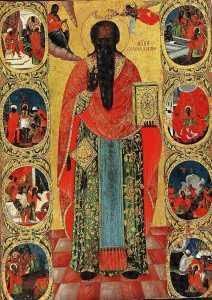 Sfantul Mare Mucenic Haralambie