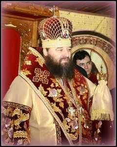 Ps Longhin episcop straie arhieresti la Constanta de Sf Haralambie 2013