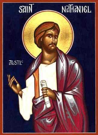 Ἅγιος Ναθαναὴλ ὁ Ἀπόστολος