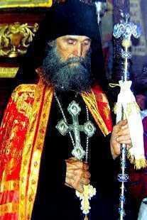 Elder Ephraim philothetis