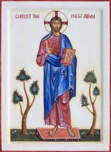 Hristos noul Adam