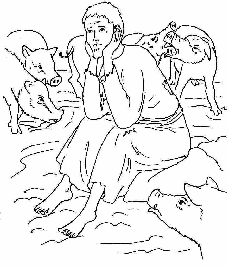 Predica IPS BARTOLOMEU ANANIA la DUMINICA FIULUI RISIPITOR (2006). Instrainarea dorului nebun de duca si dorul lui Dumnezeu