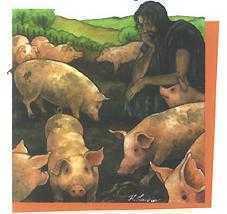 sluga la porci
