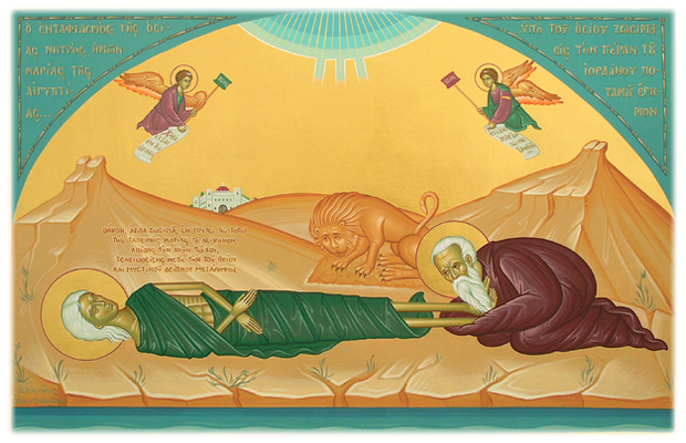 αγία μαρία η αιγυπτία 2