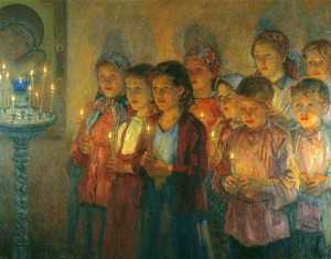 In Church Bogdanov - Belsky[1]