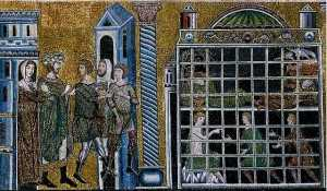 Joseph is imprisoned and interprets dreams