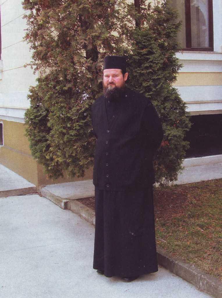 parintele Teofil Roman - Lumea credintei