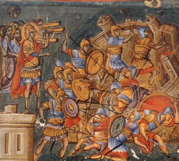 <i>560 DE ANI DE LA CADEREA CONSTANTINOPOLULUI</i> (29 mai). Cronica ultimei batalii a Bizantului. Prefigurarea stapanirii lui Antihrist, precedata de CADEREA IN APOSTAZIE SI DEPRAVARE