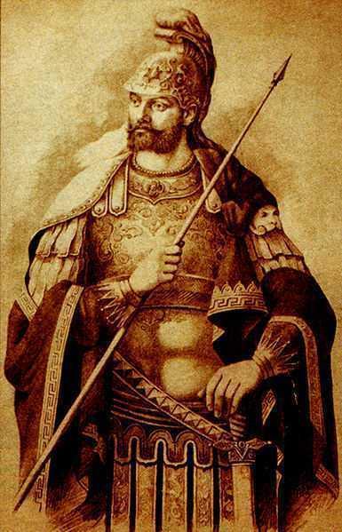 Constantin, ultimul imparat al Bizantului