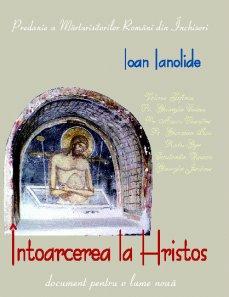 intoarcerea la Hristos- coperta