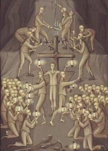 martirii inchisorilor