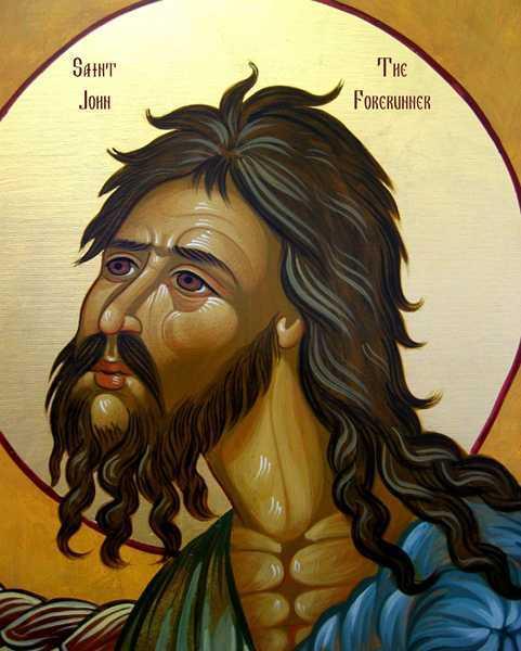 John the Baptist 2Flyer