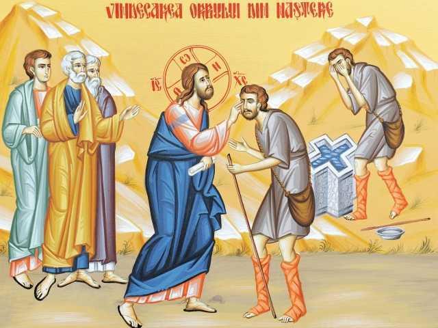 ORBIREA DUHOVNICEASCA si LUMINA IUBIRII LUI HRISTOS