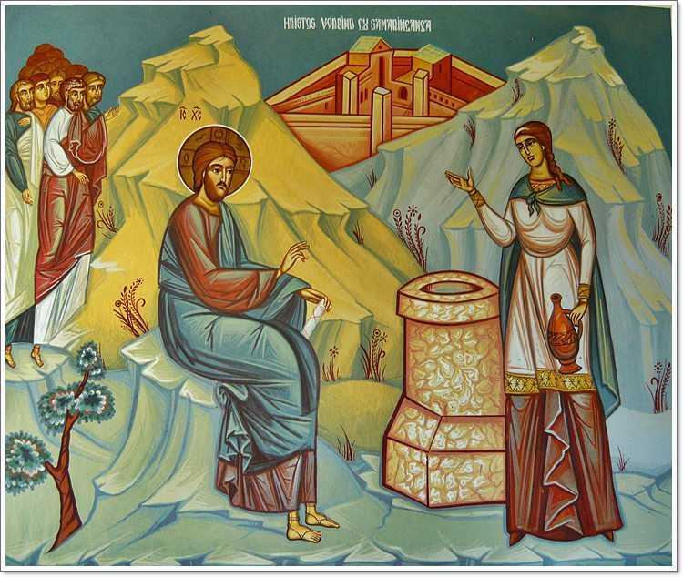 "APA CEA VIE. Predici audio la DUMINICA SAMARINENCEI ale IPS Bartolomeu Anania: <i>""Fiecare dintre voi poate deveni o FANTANA A DUHULUI SFANT""</i>"