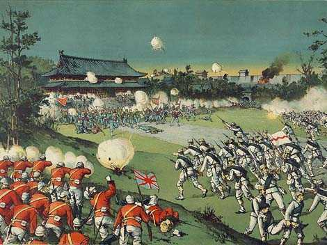 SFINTII MUCENICI AI CHINEI (†11 iunie) torturati si ucisi in timpul <i>&#8220;Rascoalei Boxerilor&#8221;</i>
