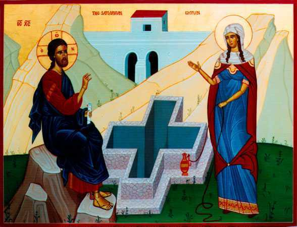 SAMARINEANCA si SETEA LUI HRISTOS. Predici (<i>audio, video</i>) si meditatii la <i>Duminica femeii samarinence</i>: INTALNIREA OMULUI CU DUMNEZEU
