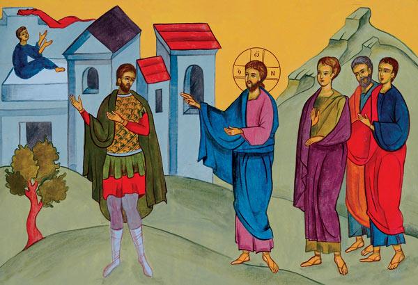 """Predici scurte, dar puternice la Duminica a IV-a dupa Rusalii: PUTEREA RUGACIUNII UNORA PENTRU ALTII si CERCETAREA CREDINTEI NOASTRE. <i><b>""""Nu va lasa Dumnezeu desarta o mare nadejde pusa in El de cel smerit""""</b></i>"""