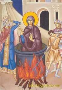 Martyrdom of St. Paraskevi 2