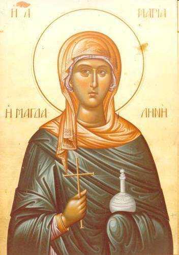 SFANTA MARIA MAGDALENA, roaga-te lui Dumnezeu pentru noi!