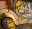 Predici la ADORMIREA MAICII DOMNULUI: Sfantul Iustin Popovici si PS Longhin Jar, episcop de Banceni <i>(si audio)</i>: FERICIREA DE A O AVEA PE MAICA DOMNULUI CA MANGAIETOARE MILOSTIVA