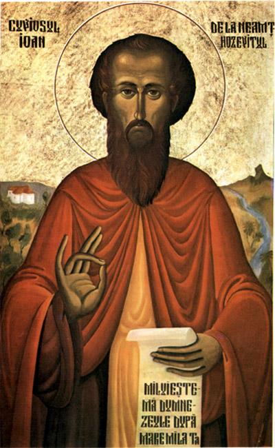 Sfantul Ioan Iacob Hozevitul despre ISPITA NEAMULUI DE PE URMA SI FRATII CEI MINCINOSI