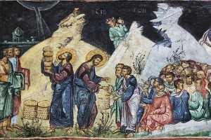 curtea-de-arges-arges-biserica-domneasca-inmultirea-painilor1