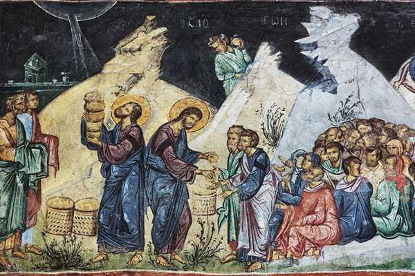 INMULTIREA MILEI LUCRATOARE sau CUM AJUTA DUMNEZEU OMUL PRIN OM. <b>De ce uitam binefacerile Domnului, cartind si tinand minte numai raul?</b>