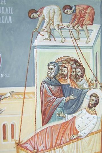 <i>Predici audio la Duminica slabanogului din Capernaum</i>: <b>RUGACIUNEA PENTRU CELALALT ARE MARE PUTERE, IUBIREA DE APROAPE DESCHIDE ORICE POARTA!</b>