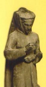 statuie maica Benedicta