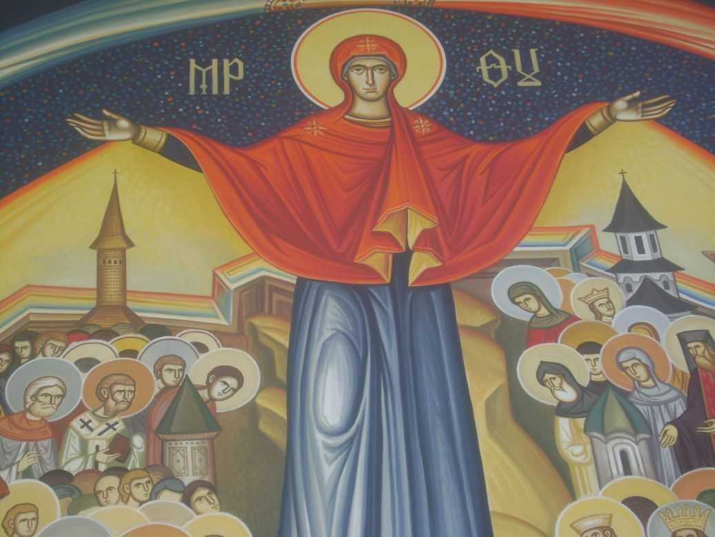 Predica Parintelui Iachint Unciuleac, staretul Putnei (†1998) la NASTEREA MAICII DOMNULUI. <I>Astazi s-a nascut Maria!</i>