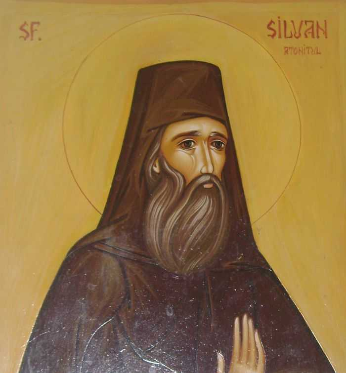 Sfantul Siluan - Diaconesti