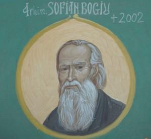 Sofian Boghiu,Vasile Lefter, bis romaneasca, Viena