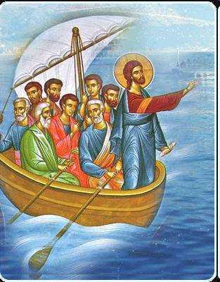 PREDICI AUDIO ale Pr. Ciprian Negreanu in DUMINICA POTOLIRII FURTUNII. Dumnezeu ingaduie furtunile incercarilor ca sa ne smereasca si sa ne izbaveasca de marea inselare a increderii in propriile fapte: <i>&#8220;UNDE ESTE SMERENIA, ACOLO VINE DUMNEZEU&#8221;</i>