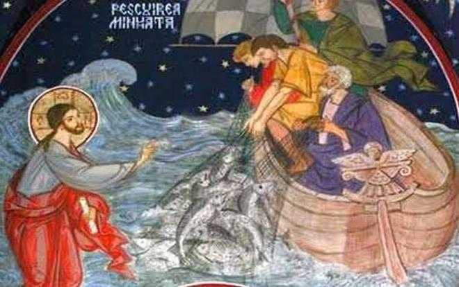CAND NE DEVINE ZADARNICA LUCRAREA DUHOVNICEASCA? <b>Predica Pr. Valentin Mordasov la <i>Duminica pescuirii minunate</i> despre FATARNICIE si ROSTUL FAPTELOR EXTERIOARE</b>: <i>&#8220;Sa nu fim credinciosi doar cat timp stam la slujba!&#8221;</i>