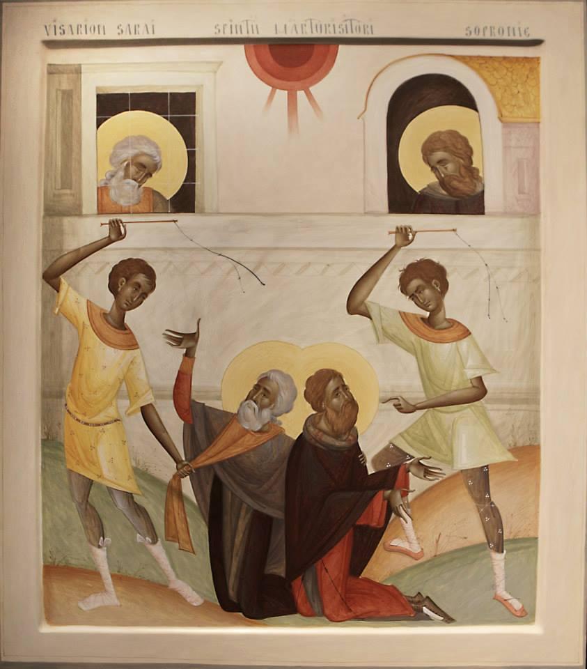 """Parintele exarh DUMITRU COBZARU (Cluj) – predica marturisitoare la SFINTII ARDELENI despre PERICOLUL OCUPARII TRANSILVANIEI prin retrocedari, ROSIA MONTANA, REDUCEREA LA TACERE A BISERICII si pacatele impotriva Duhului Sfant: <i>""""Nu mai suntem sub ocupatie austro-ungara, ci sub ocupatia U.E.""""</i>"""
