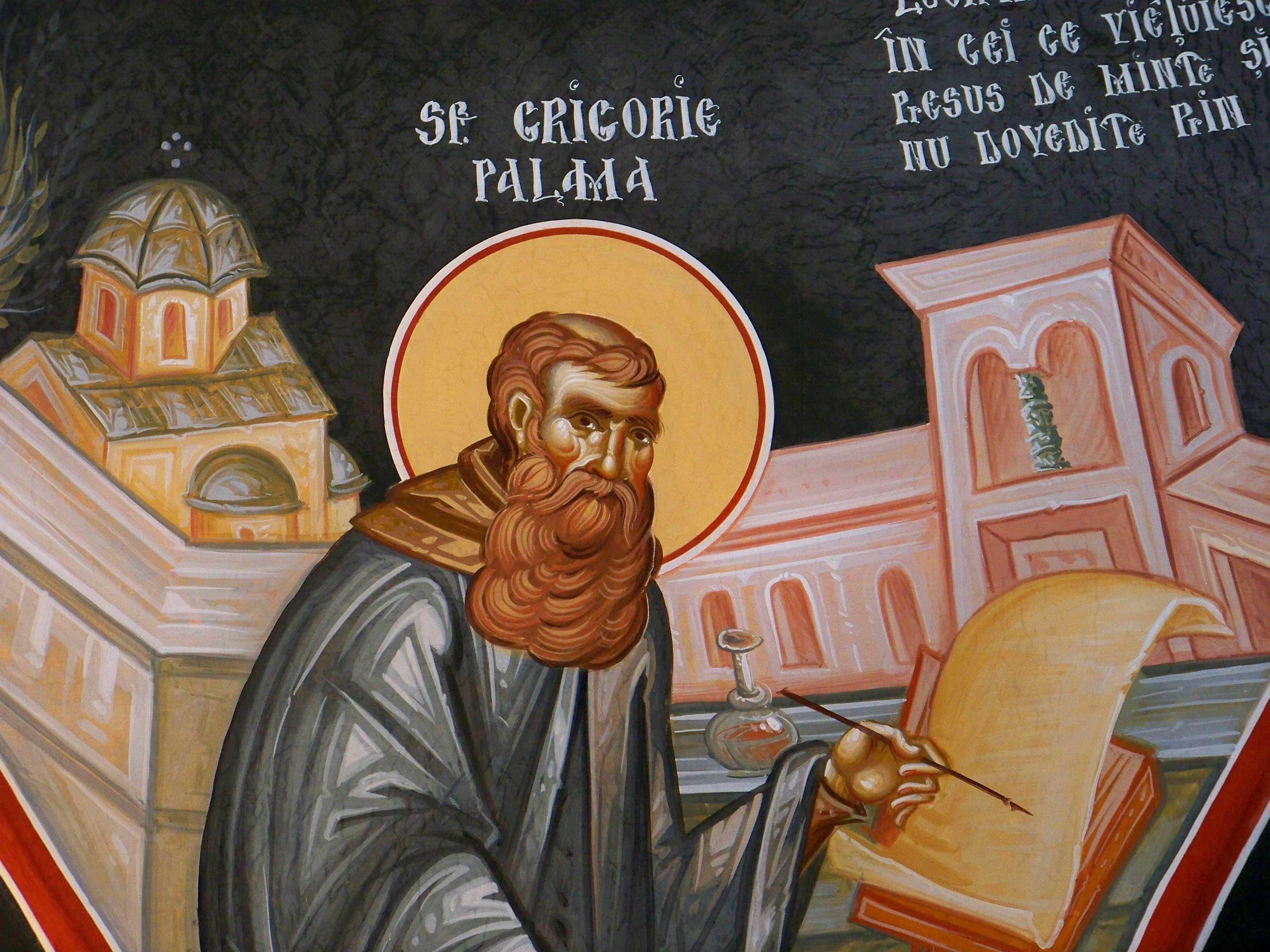 SFANTUL GRIGORIE PALAMA despre POST, INFRANARE si MILOSTENIE