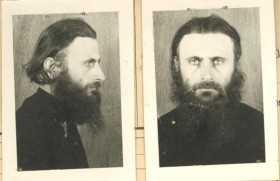 Arsenie Boca, la arestarea din 1955